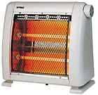 Quartz Radiant Space Heater Compact Heat Warm Room Heating NEW