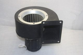 ROTRON INCORPORATED 74809 200V 2.3A 400HZ PH3 FAN SQUIRREL CAGE BLOWER