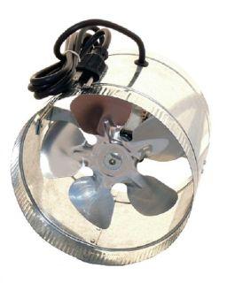 Inch inline Duct Exhaust 240 CFM Fan Booster Fan Blower Air Cool Dfan6