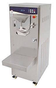 Commercial Gelato Ice Cream Machine  Batch Freezer( 32Quarts/Water