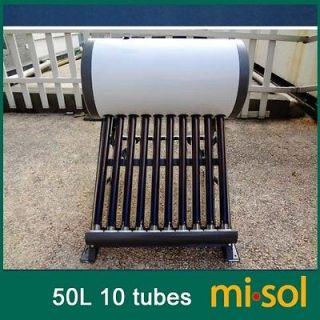 solar water heater non pressurized compact vacuum tube 47*700mm NEW