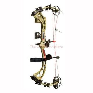 PSE Brute X Compound Bow Ready To Shoot Package Right Hand 29 Draw 50