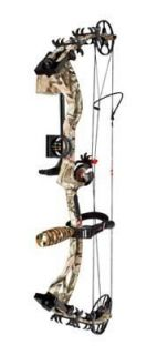 Brute X RTS Package Left Hand Bow, 70 Pound, Mossy Oak Break