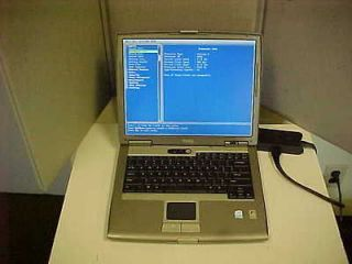 Newly listed Dell Business Latitude D510 1.73Ghz, 1GB,30GB,DVD/CDRW