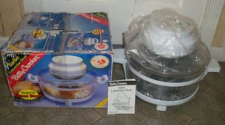 NEW BETTY CROCKER TURBO CONVECTION OVEN #BC 162
