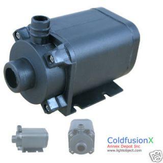 8L 12V CPU CAR HHO Mini DC submersible Water Oil Pump