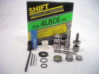 4L80E SHIFT CORRECTION KIT SUPERIOR VALVE BODY UPGRADE solenoid