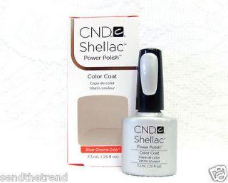 silver chrome nail polish in Nail Polish