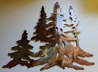 metal tree wall art in Home & Garden