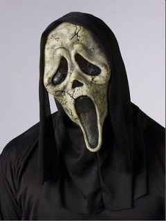 Zombie Ghost Face Mask Costume Halloween Accessory NEW