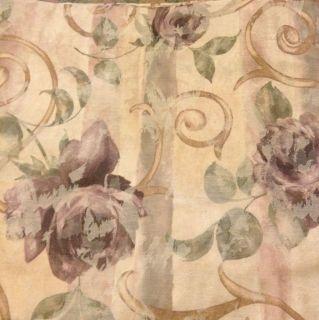 croscill curtains floral