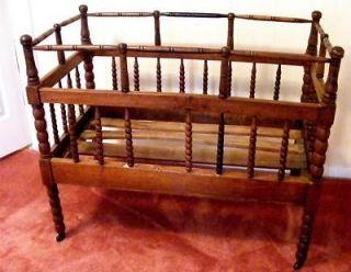 antique baby cradle in Baby Cradles