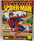 60 pc Spiderman Coloring Books Crayons Party Favors
