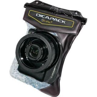 Pro WP6 waterproof camera case for Panasonic GF1 LX5 Sony H90 HX10V