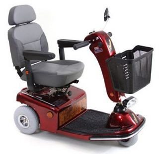 Sunrunner 3 Wheel Electric Scooter 888B 3 + Home Labor Warranty FREE