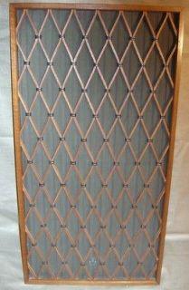 Pioneer CS A700 CSA700 Lattice Speaker Grill Cover Great Shape