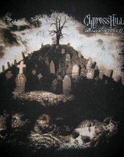 Original 1993 Cypress HILL Black Sunday Vintage Rap hip hop 90s weed T