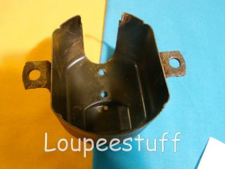 1930s SPEEDOMETER BRACKET CASING MODEL A CHEVY RAT ROD D604