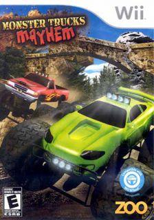 Monster Truck Mayhem, Good Nintendo Wii Video Games