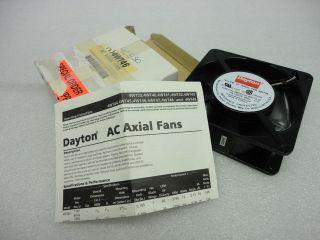 dayton axial fan in Electrical & Test Equipment