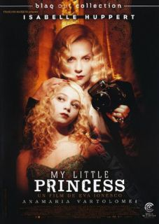 My Little Princess NEW PAL Arthouse DVD Eva Ionesco Isabelle Huppert