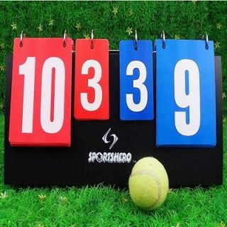 Scoreboard Portable Multi sports volleyball basketball table tennis