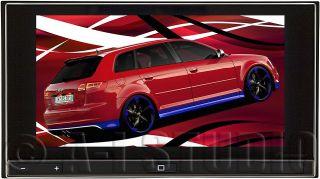 APPRADIO SPH DA01 CAR IN DASH DIGITAL MEDIA RECEIVER FITS IPOD IPHONE