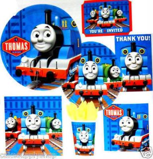 THOMAS THE TRAIN Birthday PARTY SUPPLIES   Create Your OWN Set