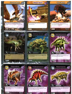 dinosaur king cards in Trading Cards