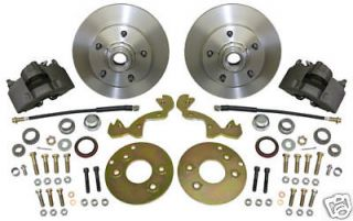 1949 1951 MERC MERCURY FRONT DISC BRAKE CONVERSION KIT