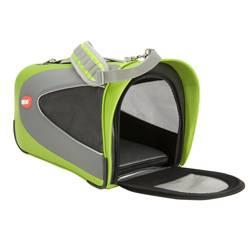 Argo petascope pet carrier dog cat airline bag green S