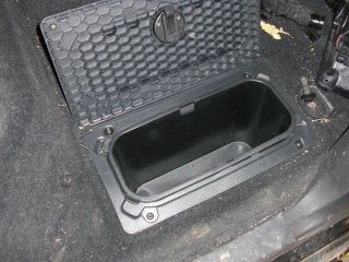 11 DODGE RAM 1500 PICKUP ACCESSORY HOLDERS