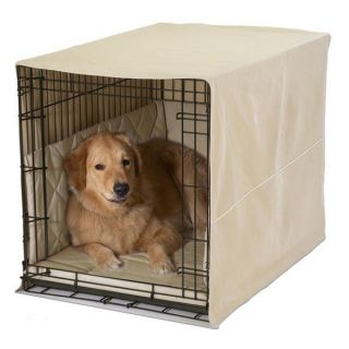 Classic Cratewear Set XS XXL Dog Cat Crate Cover & Bed Bedding NEW
