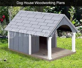 dog house plans in Dog Houses