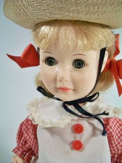 Effanbee Doll Day by Day Wednesdays Child #1403 Wednesday Country