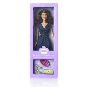 KATE MIDDLETON Engagement Doll PRINCESS CATHERINE ** NRFB ** LIMITED
