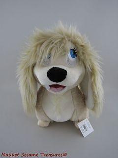 and the Tramp PEG PEKINGESE PLUSH DOG Disney Tagged 11 Stuffed Animal