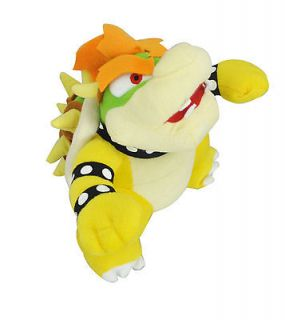 Newly listed Super Mario Bros Plush Figure ( 10 Bowser ) TW1454 F