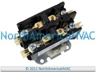 Lennox Armstrong Ducane Condenser Contactor Relay 2 Pole 30 Amp 68J36