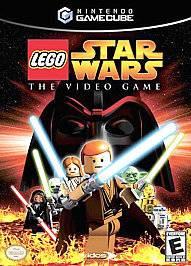 LEGO Star Wars Video Game Nintendo Gamecube *FREE Ship