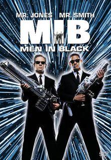Men In Black (DVD, 2008, Single Disc Version)
