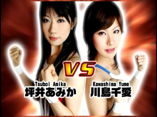 NEW 65 MINUTES Female Women Ladies Wrestling DVD Japanese Tournament