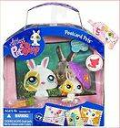 LITTLEST PET SHOP LPS POSTCARD PETS BUNNY RABBIT * NEW*