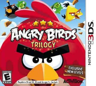 angry birds ds game in Video Games
