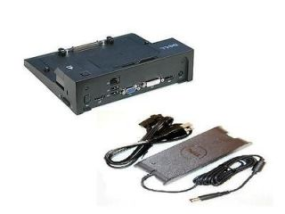 Dell Latitude E4200 E4300 E5400 E5500 E6400 E6500 Docking Station w