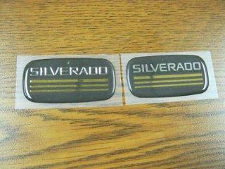 New 95 04,05,06 Chevy Silverado OEM Truck Cab Emblem Decals