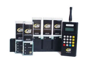 Long Range Systems LRS KITATS5 PADDLE Paging Pager Kit Hotel