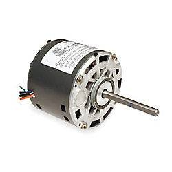 GENERAL ELECTRIC Motor, 1/8 HP, Direct Drive Blower Model