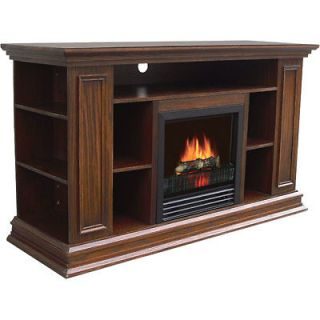 Electric Fireplace In Entertainment Units Tv Stands