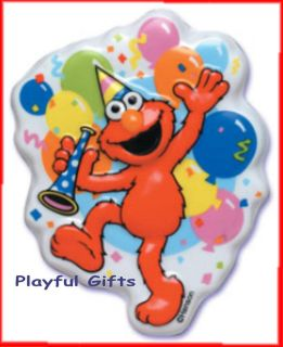 elmo cake topper in Home & Garden